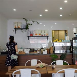 Paiise Cafe