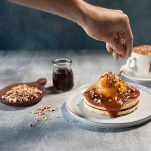 The Pancake Parlour, Bourke Street Mall