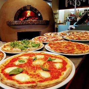 Pizza Espresso by Nicolini