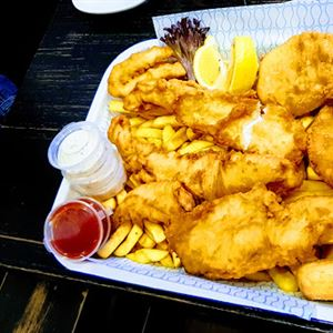 Hunky Dory Fish & Chips Eastland