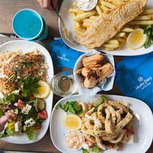 Hunky Dory Fish & Chips Balaclava