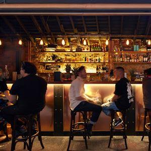 Union Electric Bar & Rooftop Gin Garden