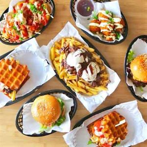 Hashtag Burgers and Waffles - West End