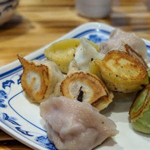 D for Dumplings