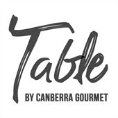 Table by Canberra Gourmet