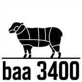 baa 3400