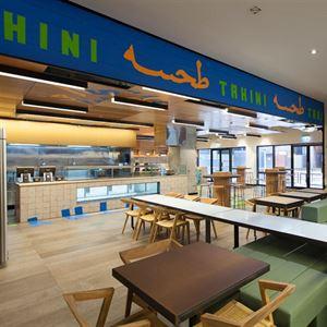 Tahini Lebanese Diner Bourke St