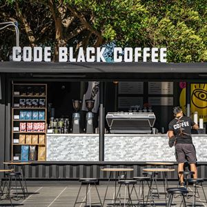 Code Black Coffee Queensbridge