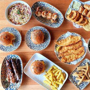 Anchor Fish Bar & Grill