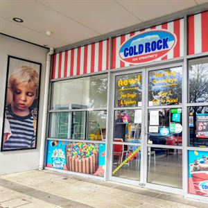 Cold Rock Icecreamery