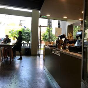 Nashi Sandwich & Coffee Bar