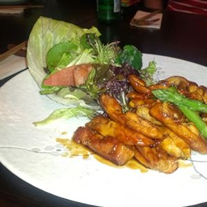 Taketori fusion japanese food