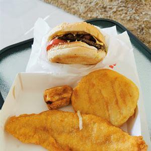 Kingswood drive fish & chips restaurant
