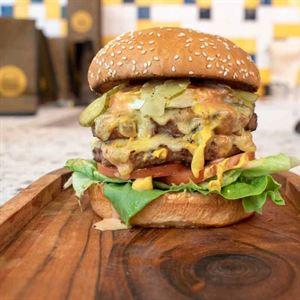Simpsons Burgers Russell Street