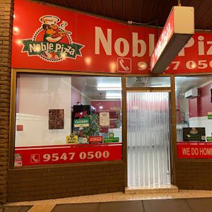 Noble Pizza