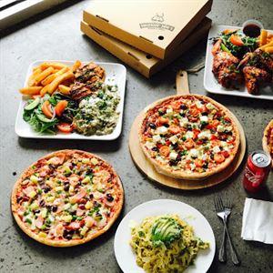 Smokin joes Pizza & Grill Richmond
