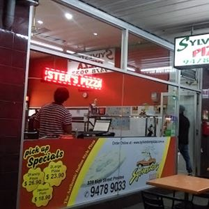 Sylvesters Pizza