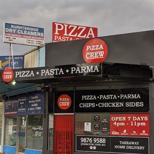 Pizza Crew Croydon