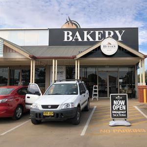 Hudaks Bakery