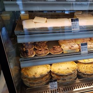 George's Bakehouse Huntly