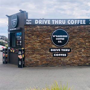 The Watergardens Coffee co Drive Thru