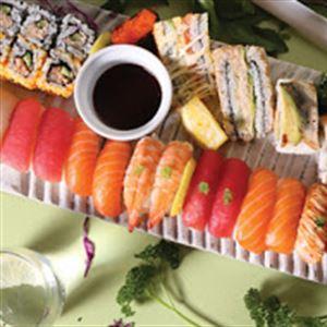 Sushi Hub Victoria Gardens