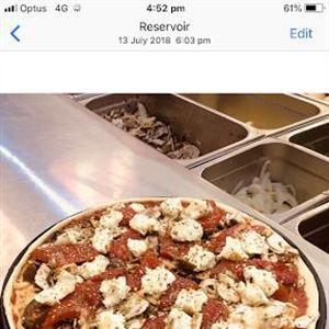 Unique Gourmet Pizza Bar