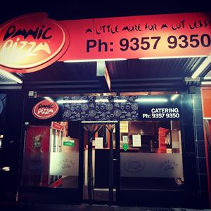 Panic Pizza - Campbellfield