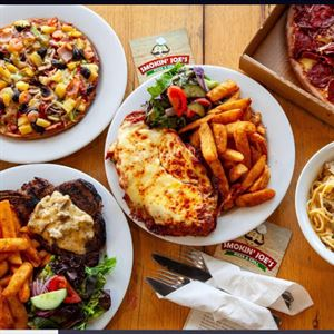 Smokin' Joe's Pizza & Grill - Essendon