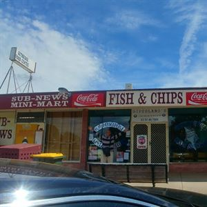 Guthridge Parade Fish & Chips