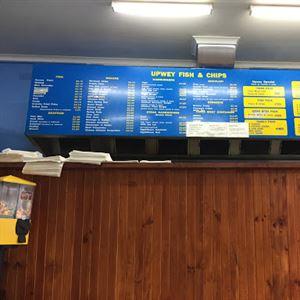 Upwey Fish & Chips