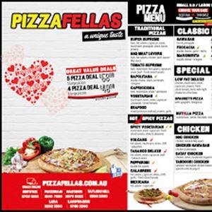 Pizza Fellas Langwarrin