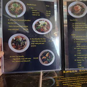 Saigon Sisters Vietnamese Cuisine