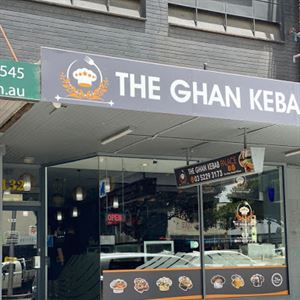 The Ghan Kebab Palace