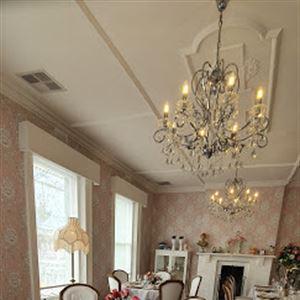Miss Violet's tea room