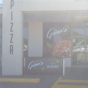Gino's Pizza and Pasta