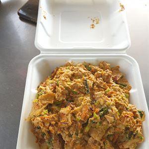 Spicy yaka