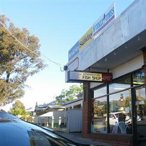 Kennington Fish Shop