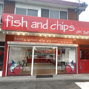 Fish & Chips on Sepo