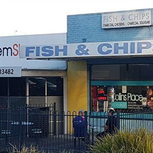 Collins Place Fish Shop