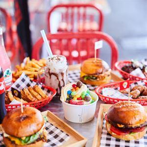 Sideshow Burgers Seddon
