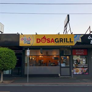 Dosa Grill Caulfield South