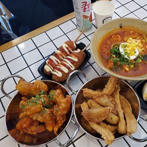 SinJeon K-Street Food - North Melbourne