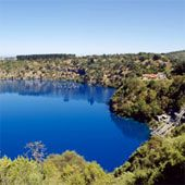 Blue Lake Logo