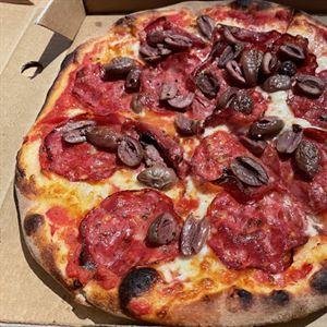 Queen Margherita Pizza Southbank
