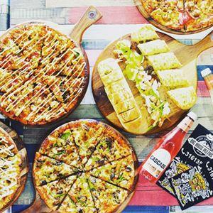 Big Boss Pizzas Moorooka