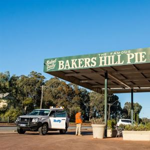 The Bakers Hill Pie Shop