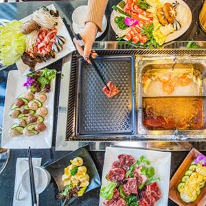 Hot Pot And BBQ House