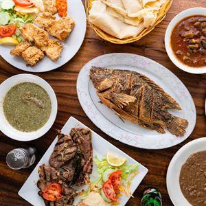 Khartoum Centre Restaurant