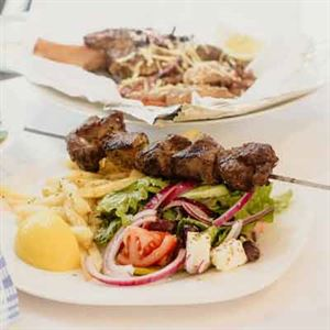 Santorini Restaurant Grill Bar
